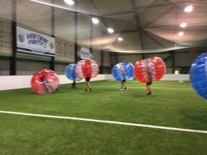 Bubble Voetbal Oisterwijk